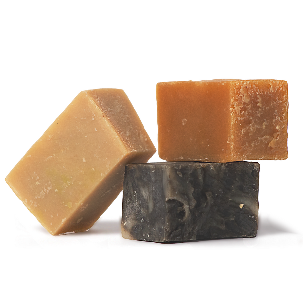 Luxury Soap Trio Set