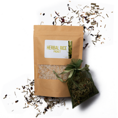 Herbal Rice Water Packet