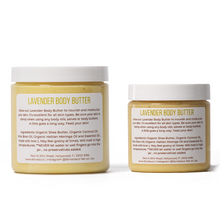 Load image into Gallery viewer, Vegan Body Butters