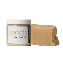 Load image into Gallery viewer, Oatmeal Salve & Spinach Soap Set