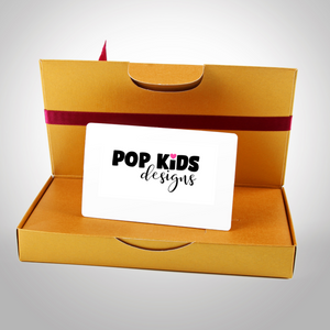 Pop Kids Gift Card