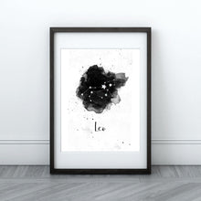 Load image into Gallery viewer, Astrology Zodiac Star Constellation print - wall art