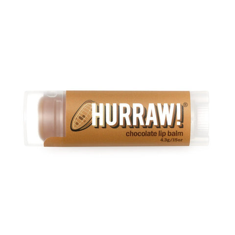 Hurraw! Chocolate Lip Balm