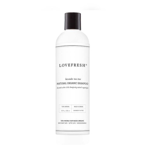 Lavender Tea Tree Shampoo
