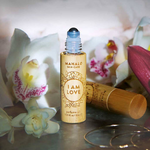 I Am Love Oil Perfume