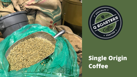 What is Single Origin Microlot coffee?