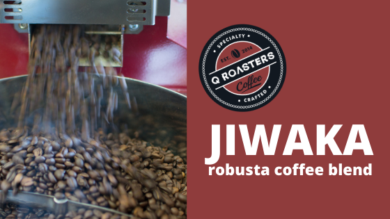 Do you love strong coffee? Why we've chosen to roast a robusta coffee.