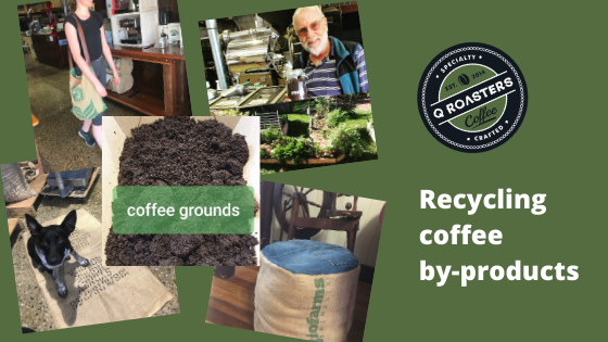 Why we recycle coffee by-products