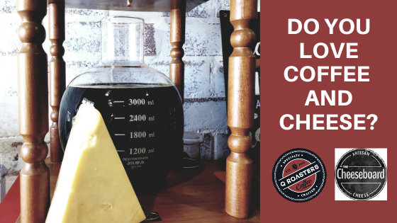 Can you match coffee with cheese?