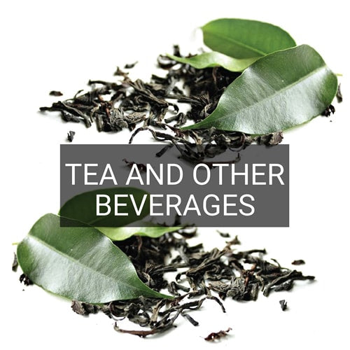 Tea & Other Beverages