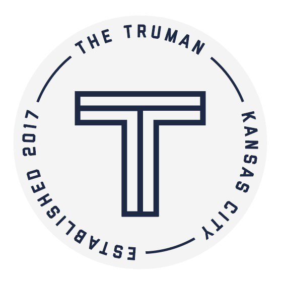The Truman Est. 2017 Sticker - White