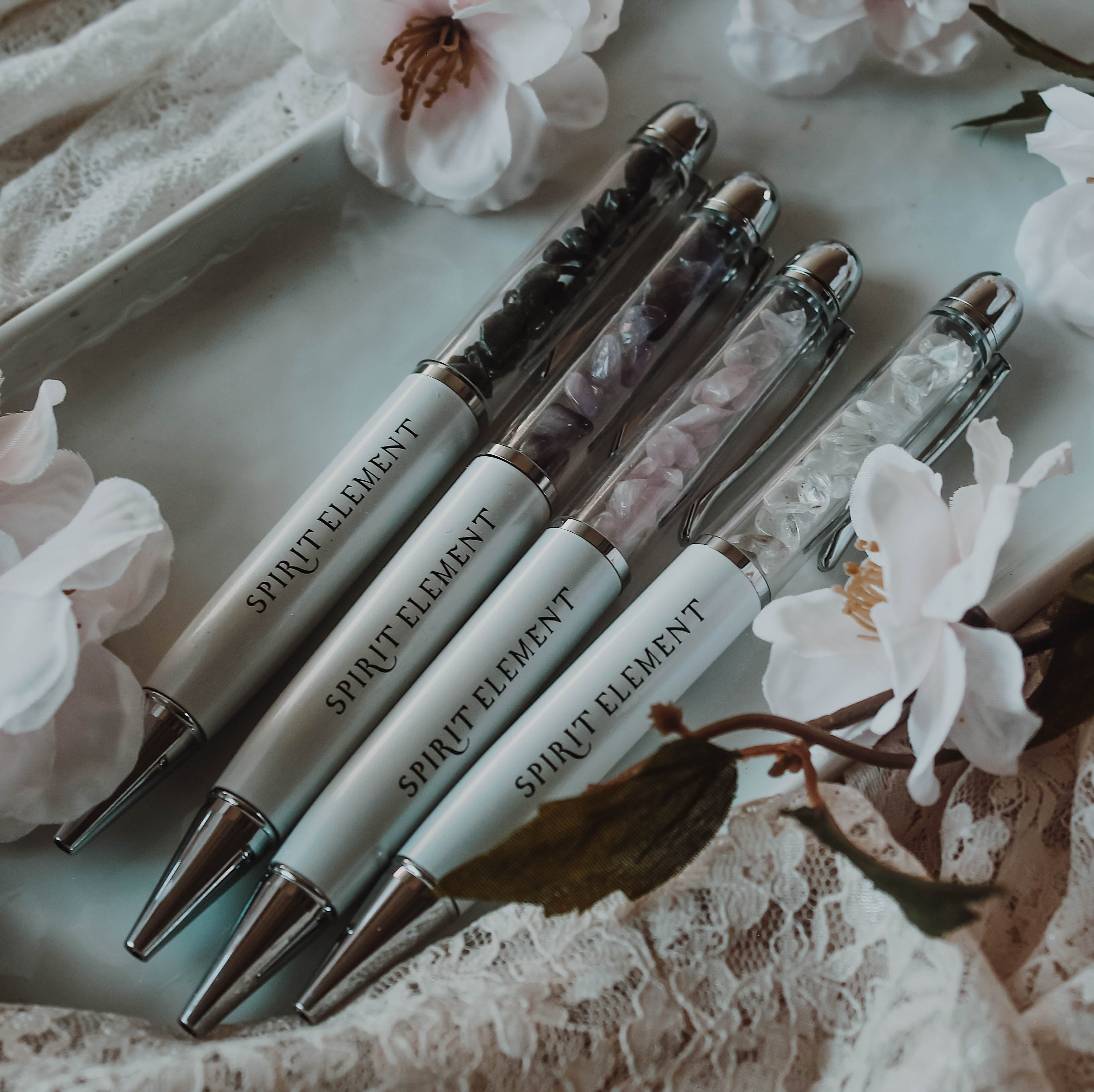 Crystal Intention Pens