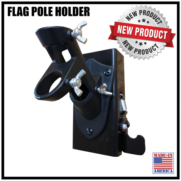 FLAG POLE HOLDER (COMES WITH KEBLOC)