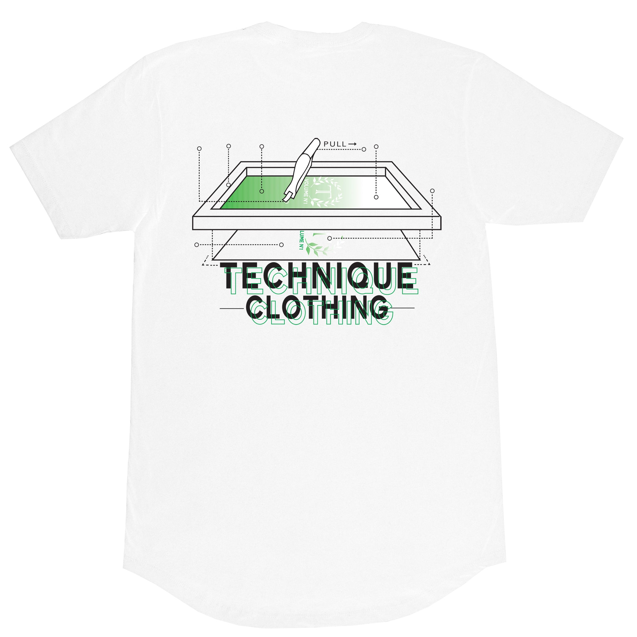 ENVIRONMENTAL TEE - Technique Clothing