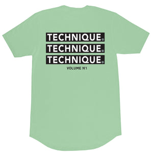 LIME TEE - Technique Clothing