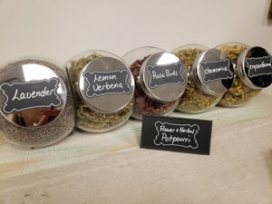 DIY Potpourri Bar