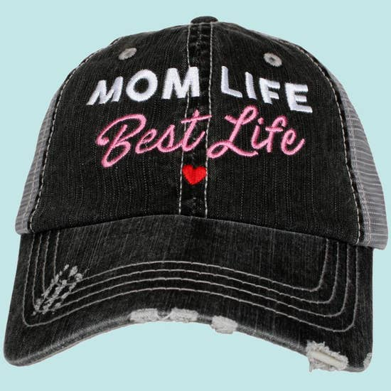 Mom Life Best Life Hat