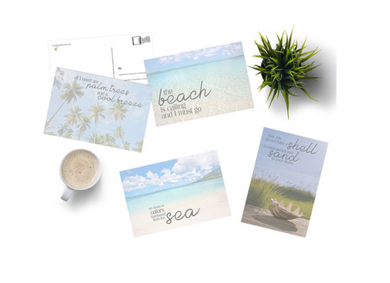 Postcard Pack - set of 4