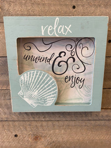 Relax Glass Frame