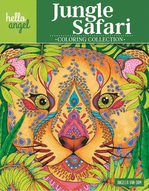 Jungle Safari Coloring Book