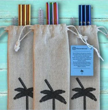 Reusable Staws - 3 Pack Save the Sharks