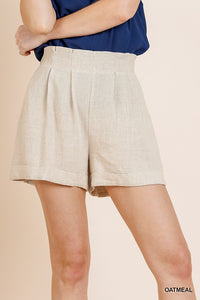 Saturday Linen Shorts