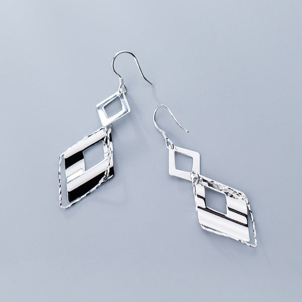 Diamond Cut Earrings