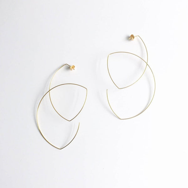 Singular Loop Earrings