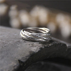 Overlapping Fish Ring