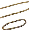 Pave Cuban Necklace