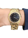 Geneve Leopard Watch