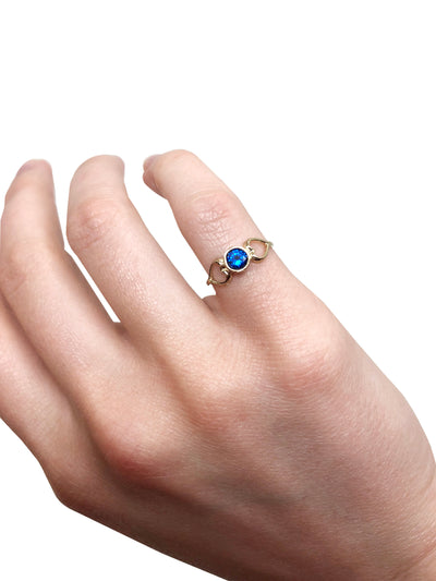 Baby Blue Ring