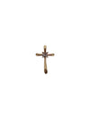 Four Zirconia Center Cross