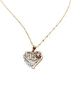 """15 Años"" Heart Necklace"