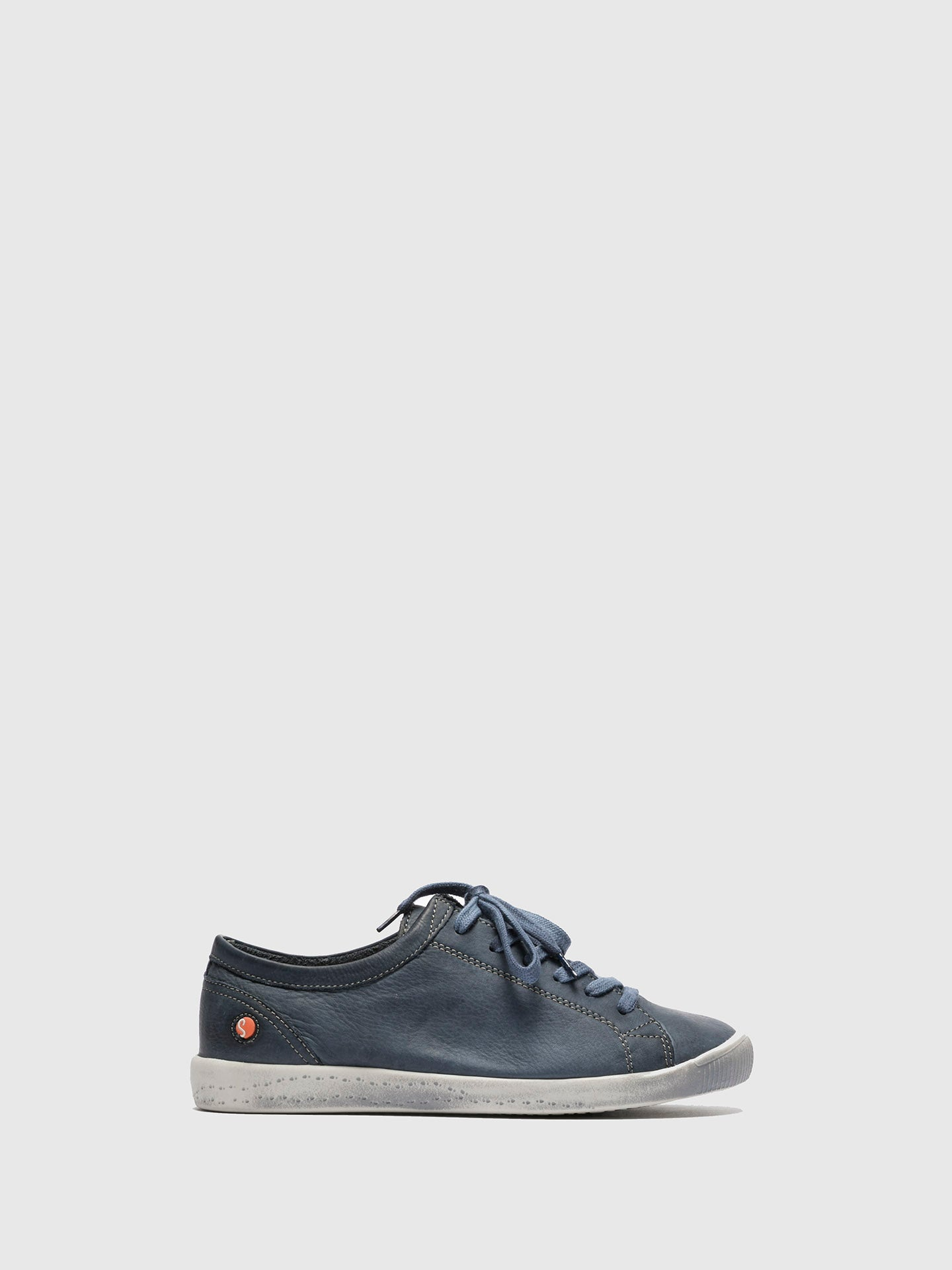SOFTINOS Lace-up Trainers ISLA Navy