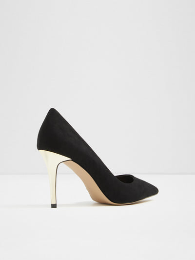 Aldo Black Pointed Toe Shoes