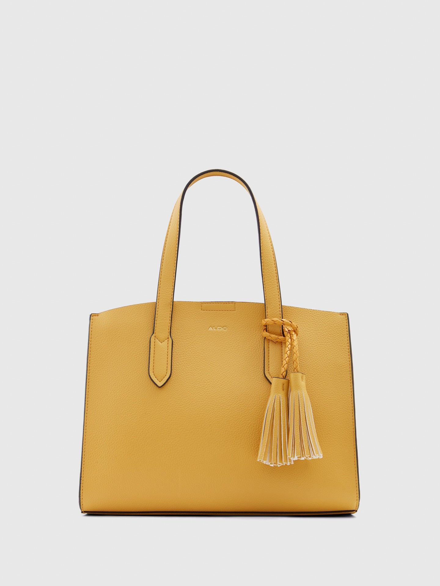 Aldo Yellow Shoulder Bag
