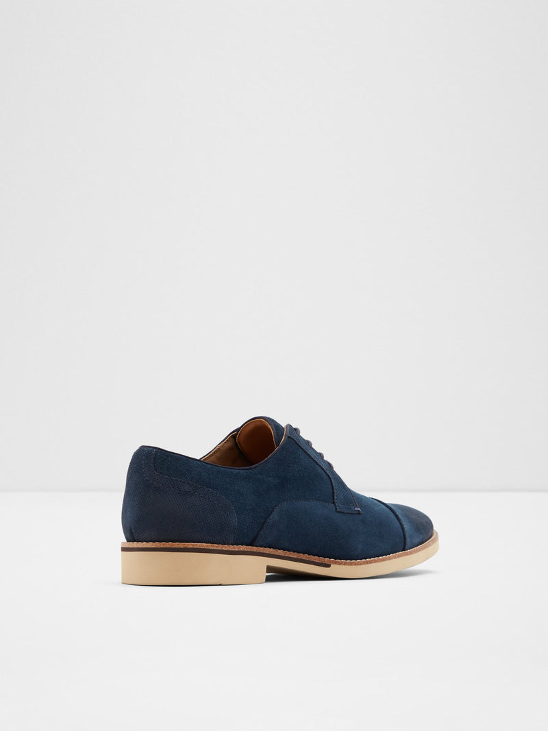 Aldo Navy Derby Shoes