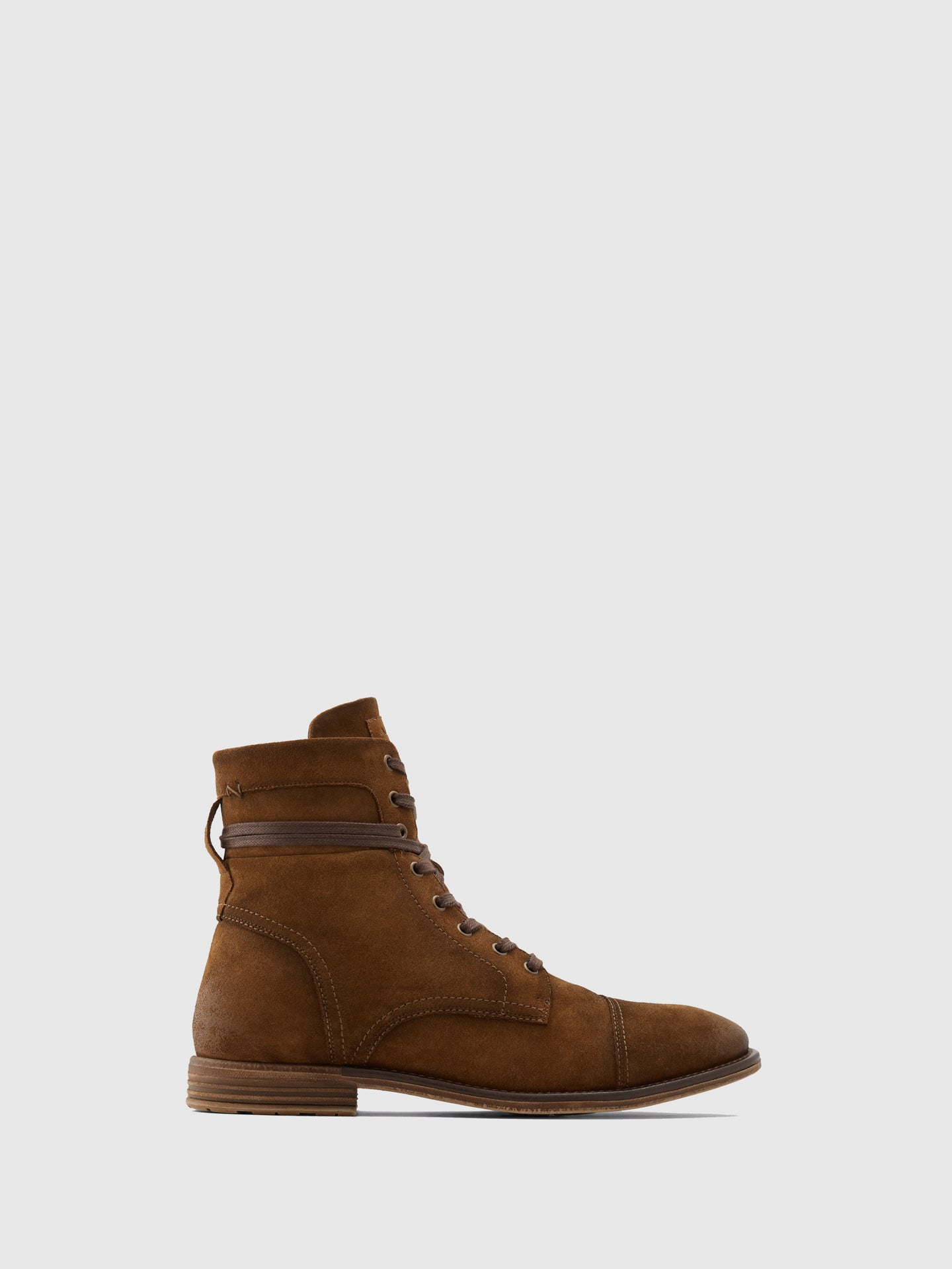 Aldo Tan Zip Up Boots