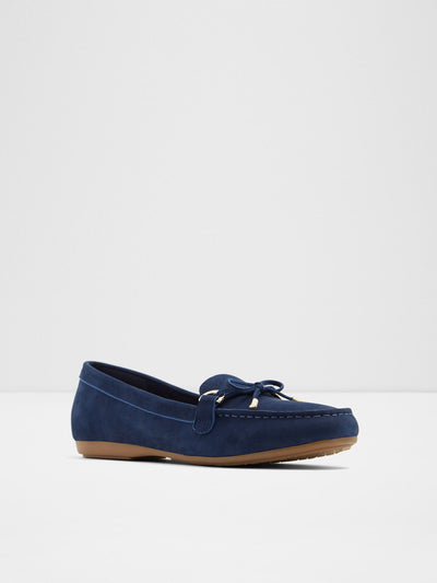 Aldo Navy Mocassins Shoes