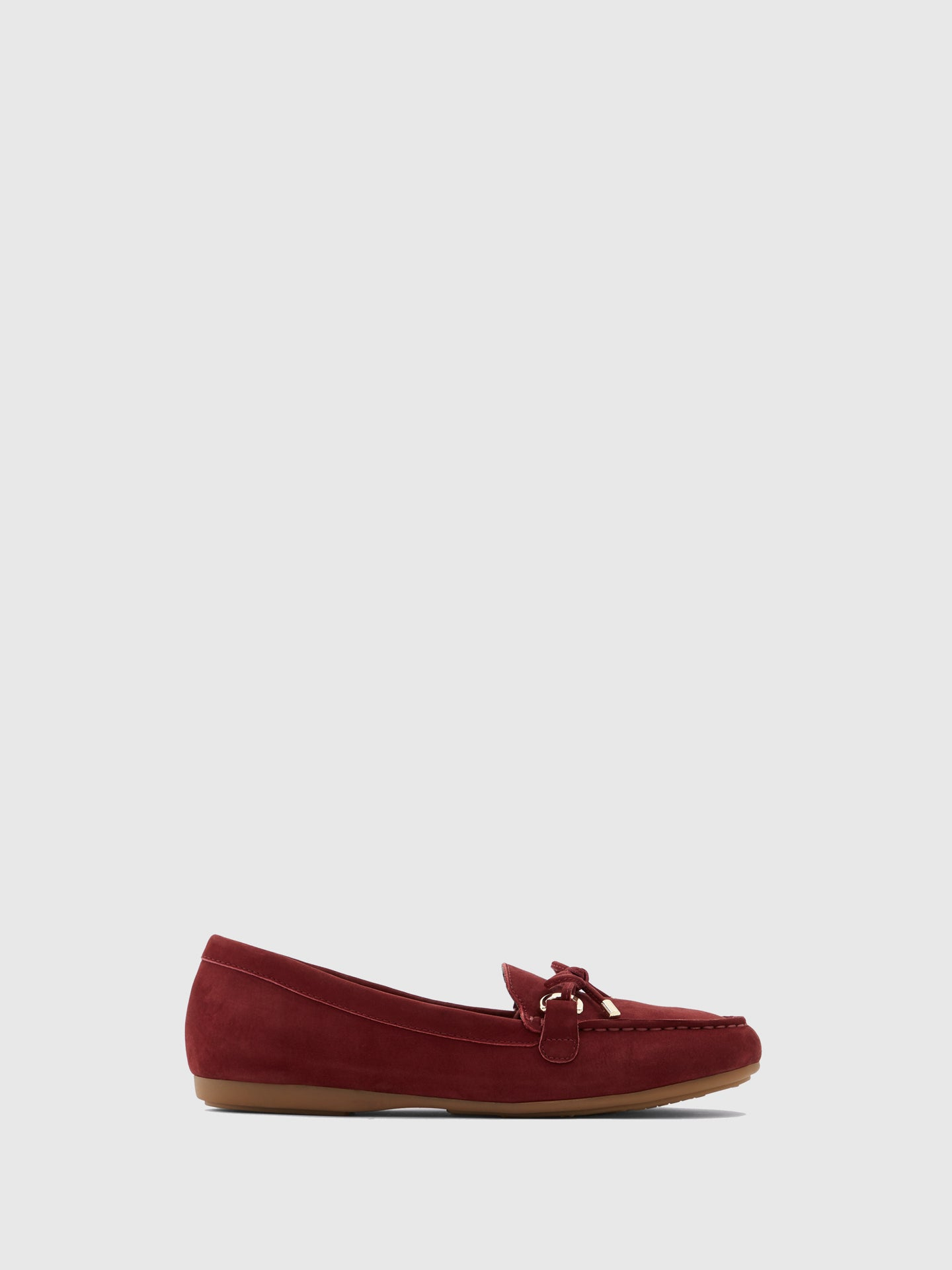 Aldo DarkRed Mocassins Shoes