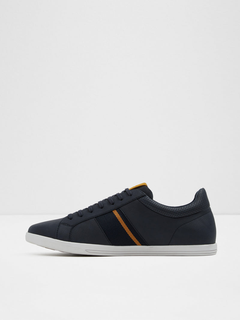 Aldo Navy Lace-up Trainers