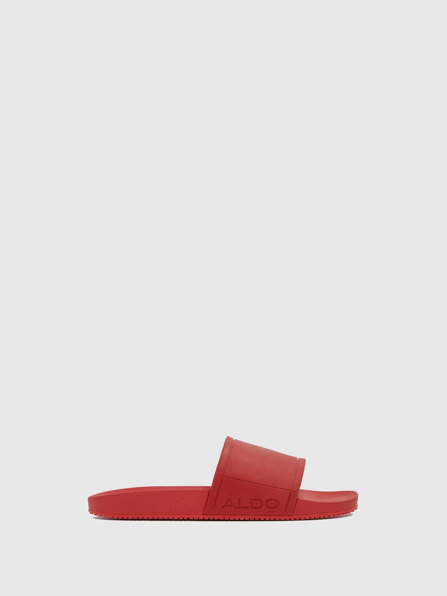 Aldo Red Open Toe Sandals