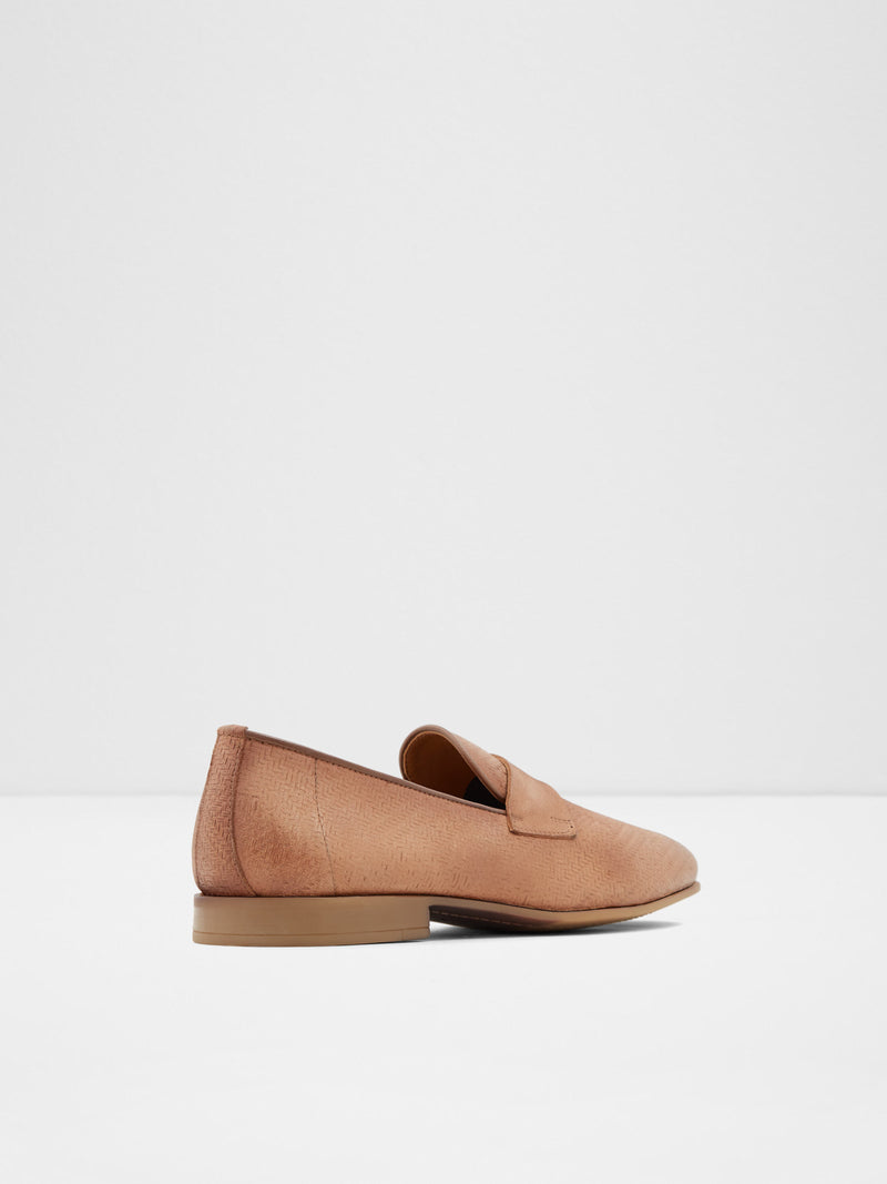 Aldo Camel Loafers Shoes
