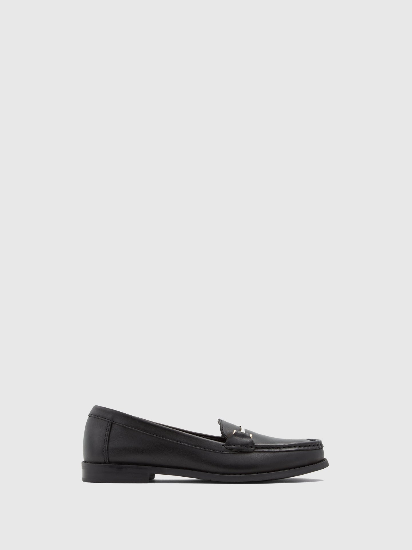 Aldo Black Mocassins Shoes