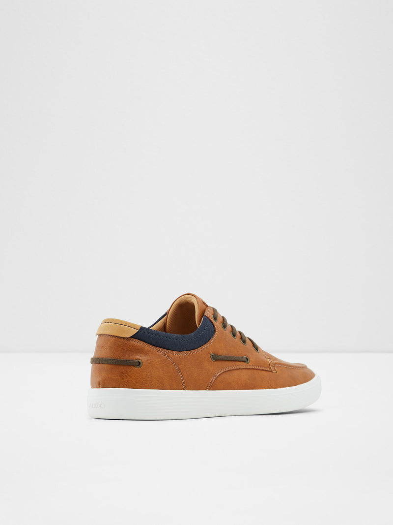 Aldo Camel Lace-up Trainers