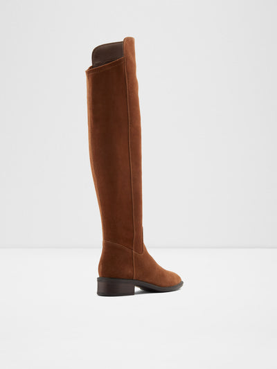 Aldo Brown Knee-High Boots