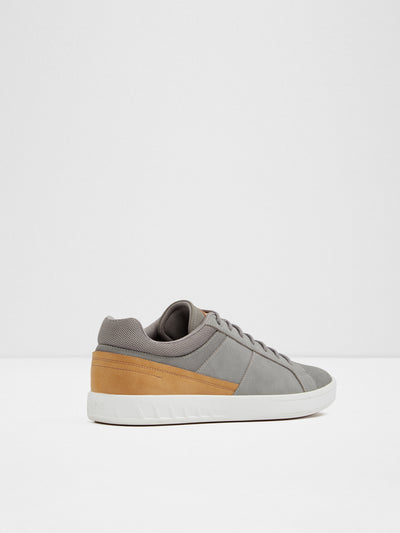 Aldo Gray Lace-up Trainers