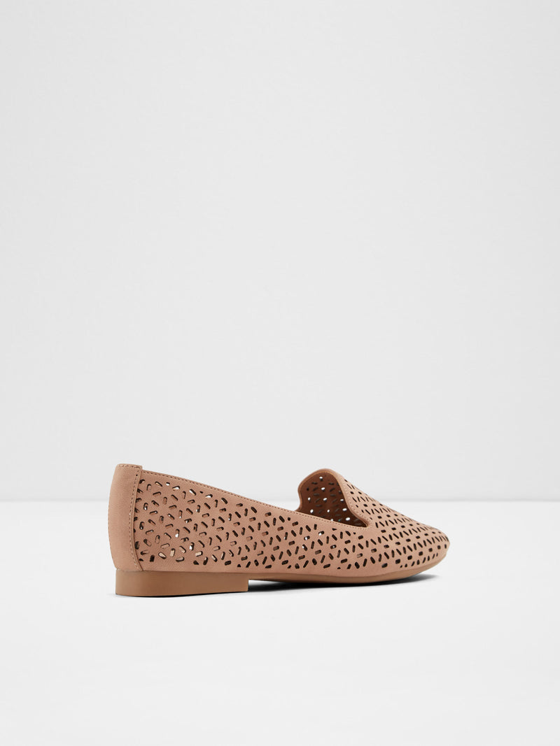 Aldo LightPink Pointed Toe Ballerinas