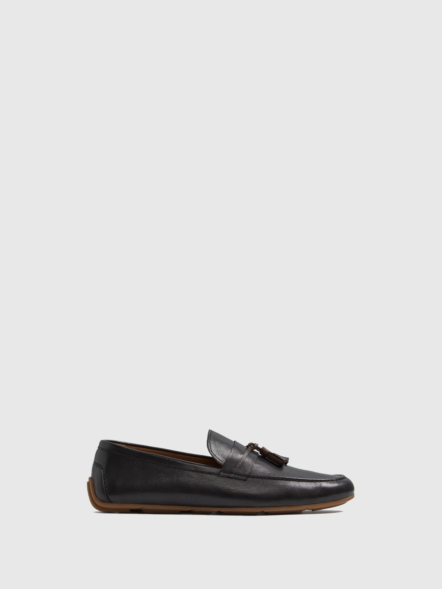 Aldo Black Loafers Shoes